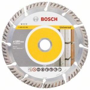 Teemantlõikeketas Bosch Universal 180 mm
