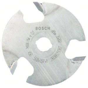 Ketas-soonefrees (ilma varreta) Bosch; 50,8x3,97 mm