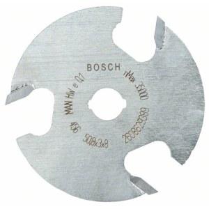 Ketas-soonefrees (ilma varreta) Bosch; 50,8x3 mm