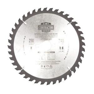 Saeketas puidule CMT K25040M-X05; d=250 mm; 1 tk