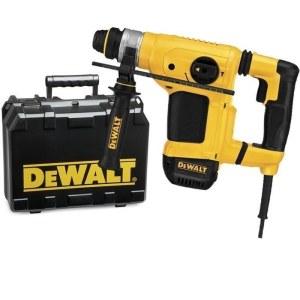 Piikvasar DeWalt D25430K; 4,2 J; SDS-plus