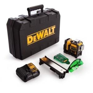 Lasernivelliir DeWalt DCE089D1G roheline