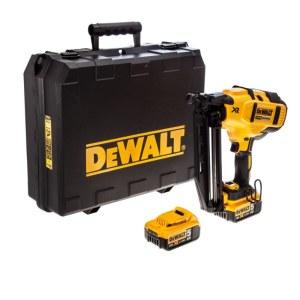 Naelapüstol DeWalt DCN660P2-QW; 18 V; 2x5,0 Ah aku