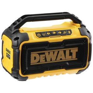 Bluetooth® kõlar DeWalt DCR011-XJ; 10,8/18/54 V (ilma aku ja laadijata)