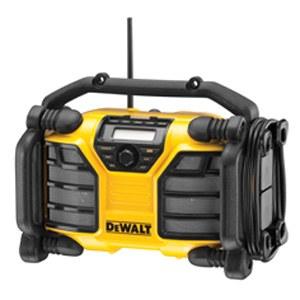 Raadio / Laadija DeWalt DCR017 (ilma akuta)