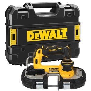 Lintsaag DeWalt DCS377NT; 18 V (ilma aku ja laadijata)