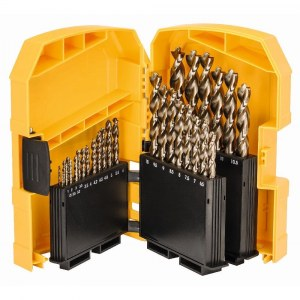 Metallipuuride komplekt DeWalt DT4957-QZ; 1-13 mm; 29 tk