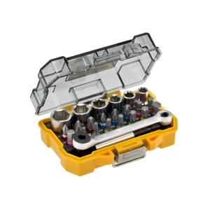 Mutrivõtmete komplekt DeWalt DT71516-QZ; 24 tk