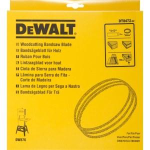 Saelint lintsaele DeWalt; 2215x10x0,4 mm; 6 TPI; 1 tk