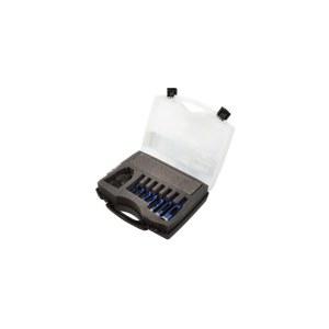 Puurid klaasi ja keraamiliste plaatide jaoks Diager Blue-Ceram 426B; 9 tk