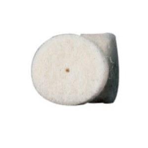 Poleerimisketas Dremel 414, 13,0 mm; 6 tk