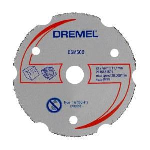Universaalne karbiidlõikeketas Dremel 2615S500JB; 77 mm