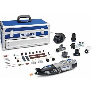 Akuuniversaaltööriist Dremel 8220 5/65 Platinum + 65 tarvikut