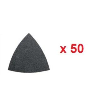 Lihvpaber deltalihvmasinatele Fein; P80; 50 tk