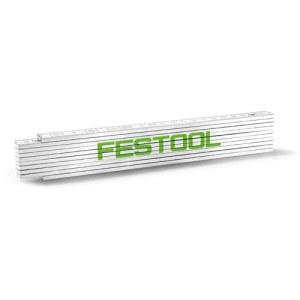 Kokkuvolditav puidust joonlaud Festool; 2 m