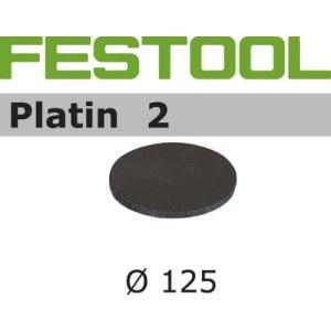 Lihvpaber ekstsentriklihvmasinatele Platin 2; 125 mm; S4000; 15 tk