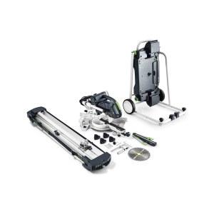 Järkamissaag Festool KS 60 E-UG-Set/XL (ratastel saealus)
