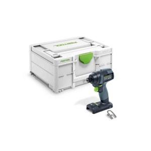 Akulöökkruvikeeraja Festool TID 18-Basic; 18 V (ilma aku ja laadijata)