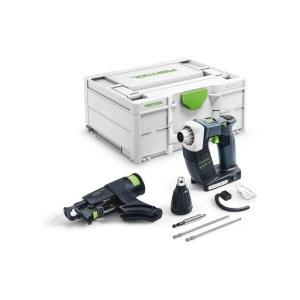 Lintkruvikeeraja Festool DURADRIVE DWC 18-4500 Basic; 18 V (ilma aku ja laadijata)