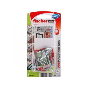 Tüübel Fischer WH K NV; 8x40 mm