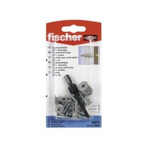 Kruvi tüübliga Fischer GKS; 5 tk