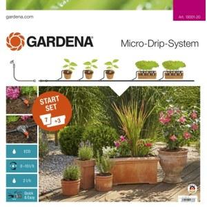 Kastmissüsteem Gardena Micro-Drip M