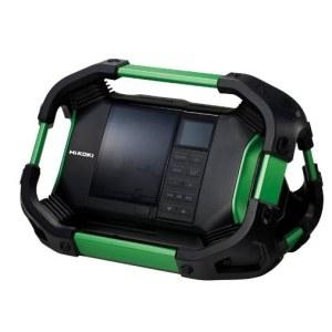 Raadio HikokiUR18DSDL DAB/DAB+/FM/AM; 14,4-18 V (ilma aku ja laadijata)