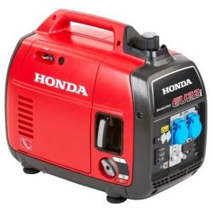 Generaator Honda EU22i; 1,8 kW; bensiinimootoriga + Õli