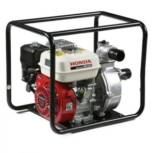 Bensiinimootoriga kõrgsurve veepump Honda WH20 + õli