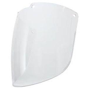 Klaasist visiir Honeywell Turboshield läbipaistev