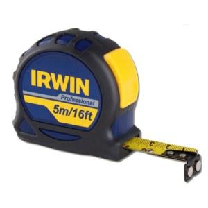 Mõõdulint Irwin professional; 5 m