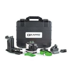 Lasernivelliir Kapro 3D; roheline