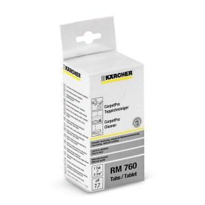 Vaibapuhastus tabletid Karcher RM 760; 16 tk