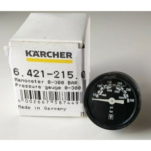 Manomeeter Karcher 6.421-215.0