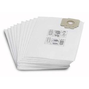 Tekstiilist filtrikott tolmuimejale Karcher CV 30/1; CV 38/1; CV 38/2; CV 48/2; CV 48/2; 10 tk