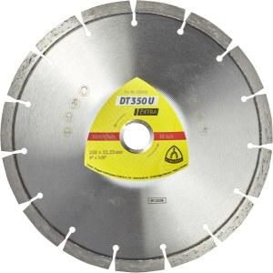 Teemantlõikeketas kuivlõikamiseks Klingspor DT 350 U Extra; 300x2,8x20,0 mm