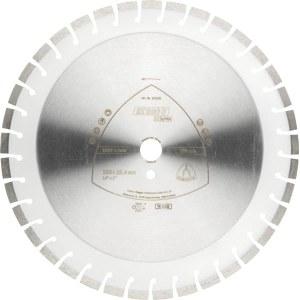 Teemantlõikeketas kuivlõikamiseks Klingspor DT 600 U Supra; 400x3,6x25,4 mm