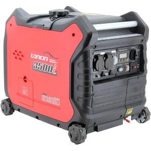 Generaator Loncin LC3500i; 3,5 kW; bensiinimootoriga + Õli