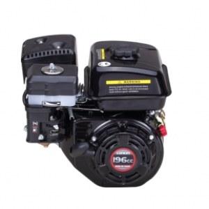 Mootor Loncin LCG200F-A; 4,1 kW; bensiinimootoriga + Õli