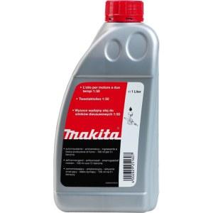Õli kahetaktiliste mootorikütuse seguks Makita; 1 l