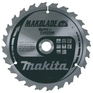 Saeketas puidule Makita; MAKBLADE PLUS; Ø260 mm