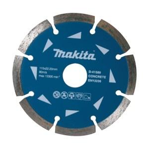 Teemantlõikeketas kuivlõikamiseks Makita D-41595; 125 mm