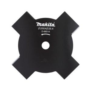 4 teraga lõiketera Makita; 255x25,4 mm; Z4