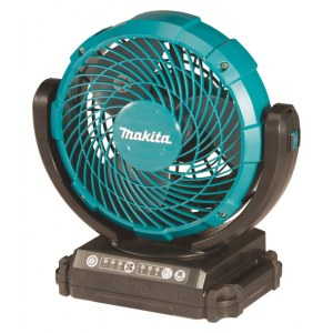 Akuventilaator Makita DCF102Z; 18 V (ilma aku ja laadijata)