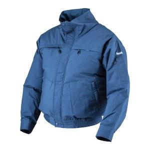 Ventileeriv jakk Makita DFJ300ZXL; 10,8/14,4/18 V; XL (ilma aku ja laadijata)