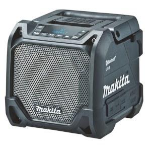 Bluetooth® kõlar Makita DMR202; 12-18 V Must; (ilma aku ja laadijaita)