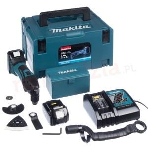 Universaalne tööriist Makita DTM50RFJX1; 18 V; 2x3,0 Ah aku + Tarvikud