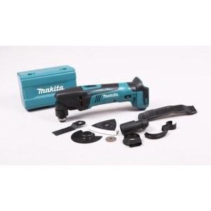Universaalne tööriist Makita DTM50ZX1; 18 V (ilma aku ja laadijata) + Tarvikud