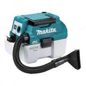 Tolmuimeja Makita DVC750LZ; 18 V; HEPA (ilma aku ja laadijata)