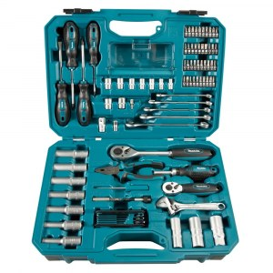 Tööriistakomplekt Makita E-08458; 87 tk